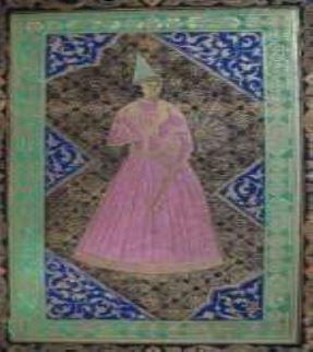 Un livre décoré