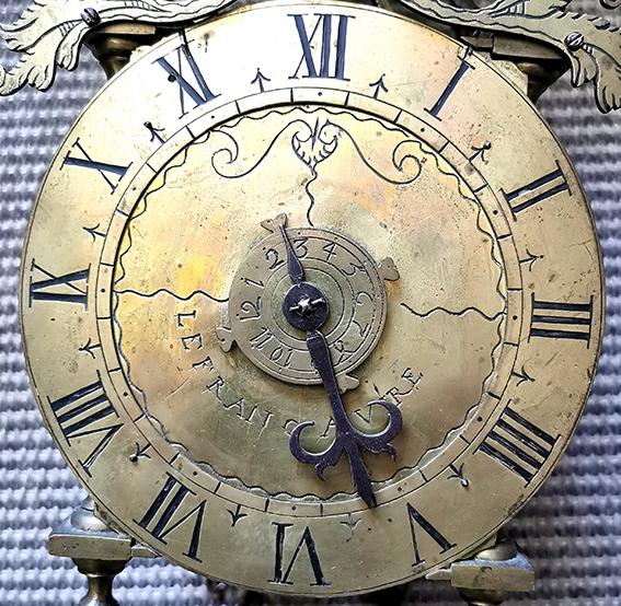 Horloge de Pont-Farcy