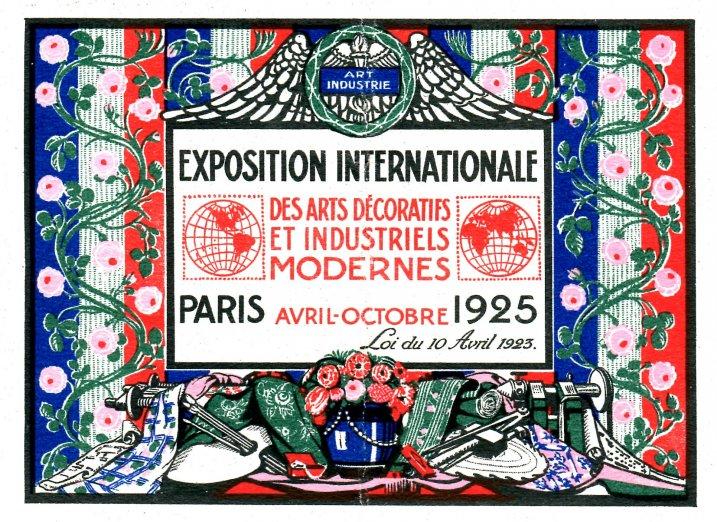 Exposition internationale des arts décoratifs de 1925