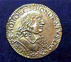 Monte-Carlo coins