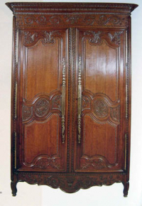 Wardrobes in Normandy (2) : the Viroise
