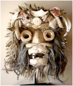 Tribal pieces : art or craftsmanship?